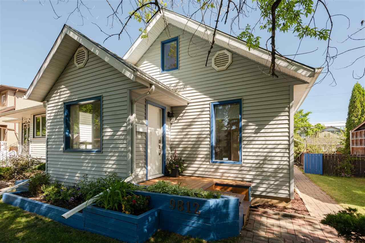 Main Photo: 9812 73 Avenue NW in Edmonton: Zone 17 House for sale : MLS®# E4177086