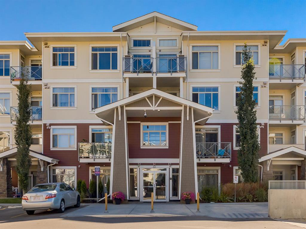 Main Photo: 309 22 AUBURN BAY Link SE in Calgary: Auburn Bay Apartment for sale : MLS®# A1032657