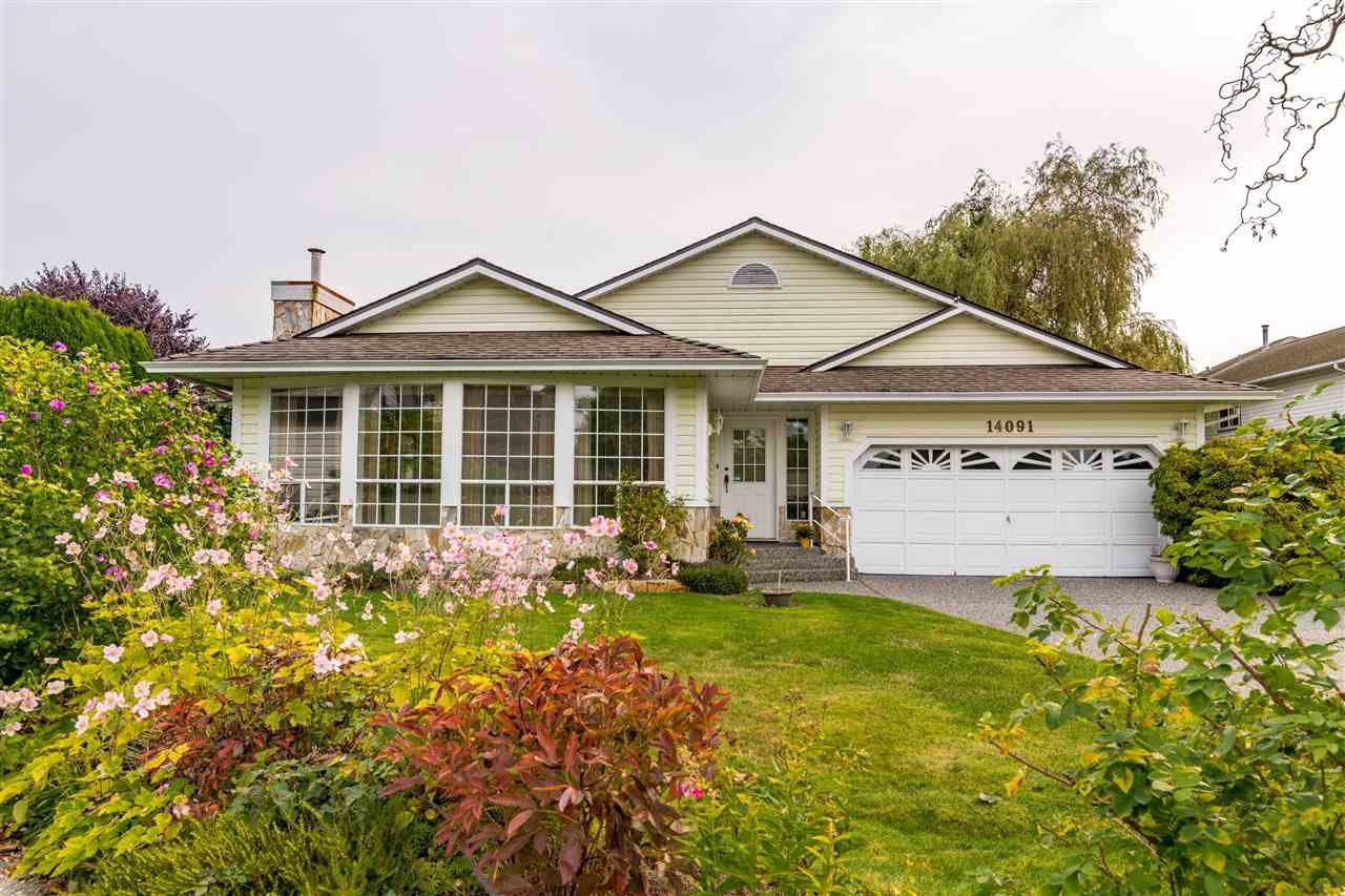 Main Photo: 14091 17 Avenue in Surrey: Sunnyside Park Surrey House for sale (South Surrey White Rock)  : MLS®# R2504611