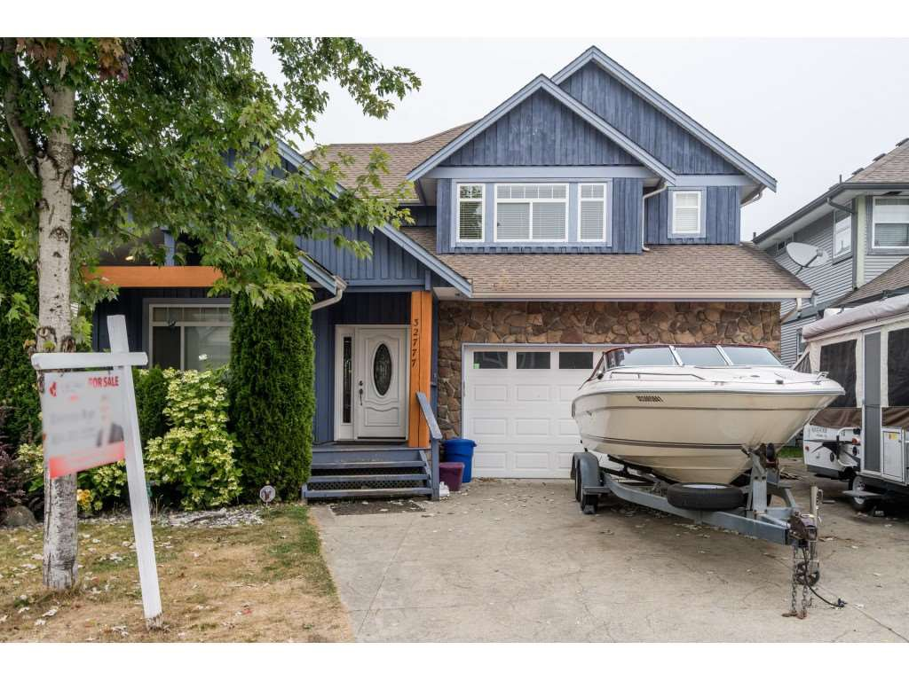 Main Photo: 32777 HOOD AVENUE in Mission: Mission BC House for sale : MLS®# R2486741