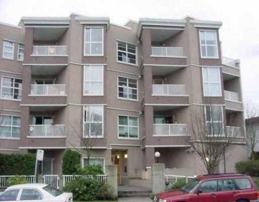 """Main Photo: 205 1688 E 8TH AV in Vancouver: Grandview VE Condo for sale in """"LA RESIDENZA"""" (Vancouver East)  : MLS®# V562470"""
