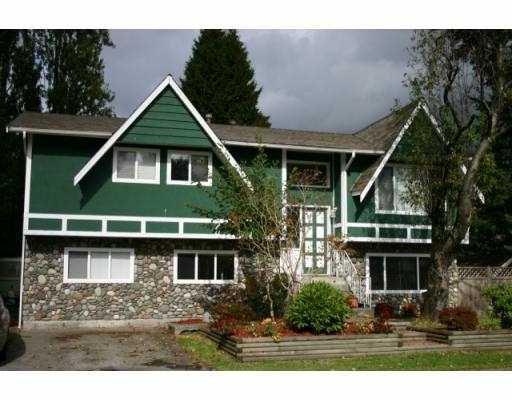 Main Photo: 1651 WESTMINSTER AV in Port Coquiltam: Glenwood PQ House for sale (Port Coquitlam)  : MLS®# V567986