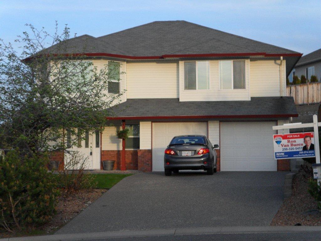 Main Photo: 861 Regent Cres in Kamloops: Condo for sale : MLS®# 108418