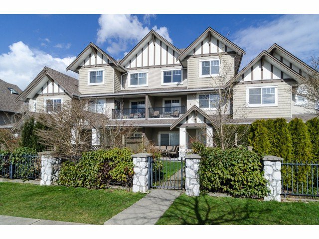 """Main Photo: 2 18181 68TH Avenue in Surrey: Cloverdale BC Townhouse for sale in """"MAGNOLIA"""" (Cloverdale)  : MLS®# F1405291"""