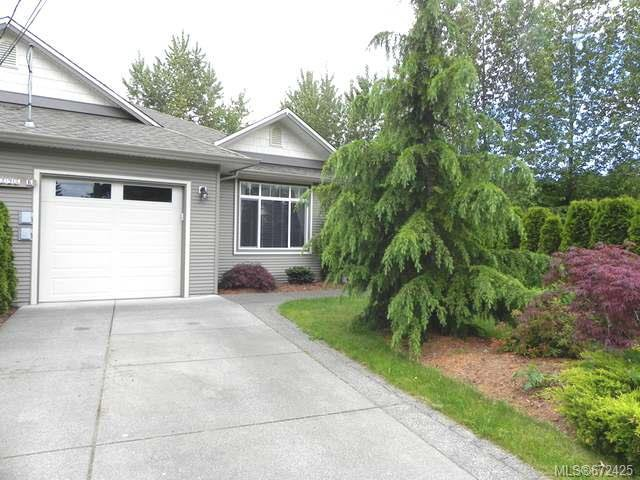 Main Photo: 1292B Martin Pl in COURTENAY: CV Courtenay City Half Duplex for sale (Comox Valley)  : MLS®# 672425