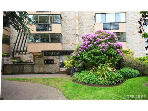 Main Photo: 216 1610 Jubilee Avenue in VICTORIA: Vi Jubilee Condo Apartment for sale (Victoria)  : MLS®# 337923