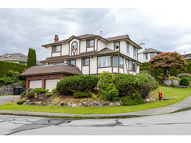 "Main Photo: 2770 MARA Drive in Coquitlam: Coquitlam East House for sale in ""RIVER HEIGHTS"" : MLS®# V1072174"