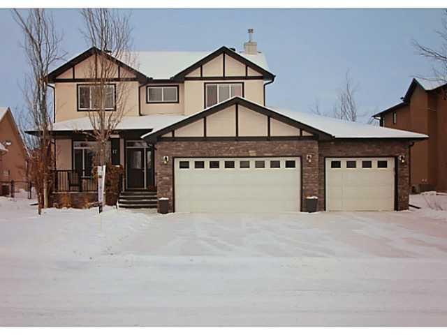 Main Photo: 17 MILLER Bay: Okotoks Residential Detached Single Family for sale : MLS®# C3638024