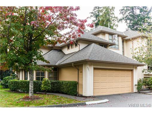 Main Photo: 301 510 Marsett Pl in VICTORIA: SW Royal Oak Row/Townhouse for sale (Saanich West)  : MLS®# 684520