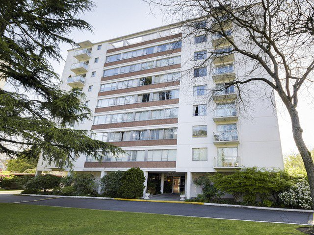 "Main Photo: 606 6076 TISDALL Street in Vancouver: Oakridge VW Condo for sale in ""Mansion House Co Op"" (Vancouver West)  : MLS®# V1117601"