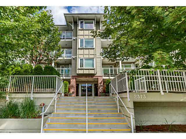 "Main Photo: 108 2373 ATKINS Avenue in Port Coquitlam: Central Pt Coquitlam Condo for sale in ""CARMANDY"" : MLS®# V1136914"