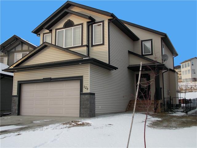 Main Photo: 120 SUNSET Close: Cochrane House for sale : MLS®# C4038629