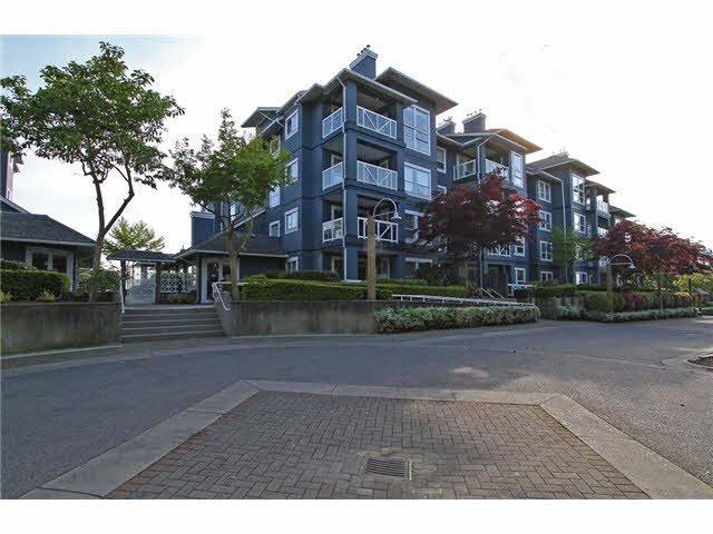 """Main Photo: 310 12911 RAILWAY Avenue in Richmond: Steveston South Condo for sale in """"Britania"""""""