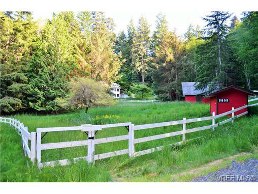 Main Photo: 5805 East Sooke Road in SOOKE: Sk East Sooke Single Family Detached for sale (Sooke)  : MLS®# 365458