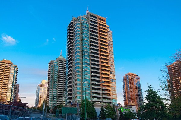 Main Photo: 705 4388 BUCHANAN Street in Burnaby: Brentwood Park Condo for sale (Burnaby North)  : MLS®# R2074879