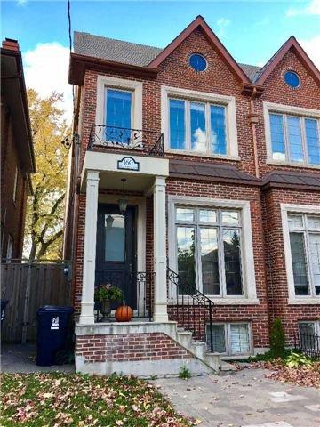 Main Photo: 160 Craighurst Avenue in Toronto: Lawrence Park South House (3-Storey) for sale (Toronto C04)  : MLS®# C3662274