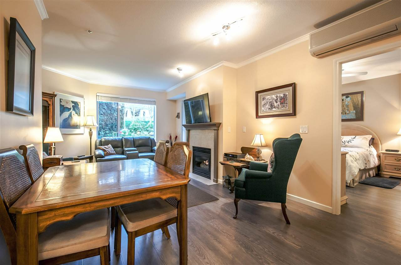 "Photo 7: Photos: 214 3608 DEERCREST Drive in North Vancouver: Roche Point Condo for sale in ""DEERFIELD AT RAVENWOODS"" : MLS®# R2157311"