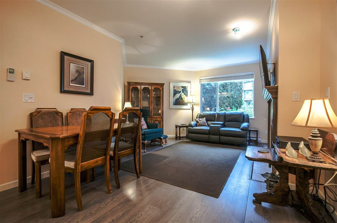 "Photo 6: Photos: 214 3608 DEERCREST Drive in North Vancouver: Roche Point Condo for sale in ""DEERFIELD AT RAVENWOODS"" : MLS®# R2157311"