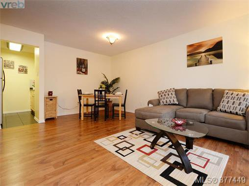 Main Photo: 111 1005 McKenzie Ave in VICTORIA: SE Quadra Condo for sale (Saanich East)  : MLS®# 757826