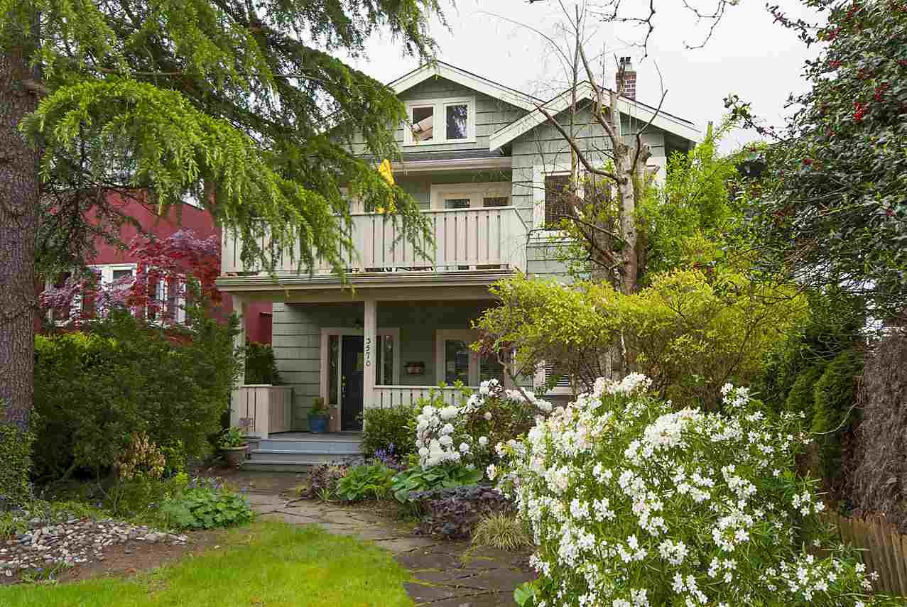 Main Photo: 3570 W 12TH Avenue in Vancouver: Kitsilano House for sale (Vancouver West)  : MLS®# R2167045