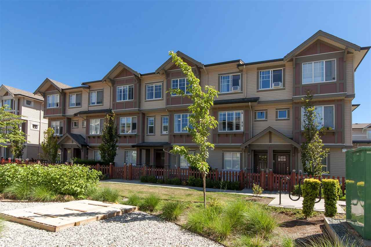 """Main Photo: 16 10151 240 Street in Maple Ridge: Albion Townhouse for sale in """"Albion Station"""" : MLS®# R2193403"""