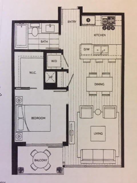 Photo 2: Photos: 112 E.13th Street in North Vancouver: Central Lonsdale Condo for rent