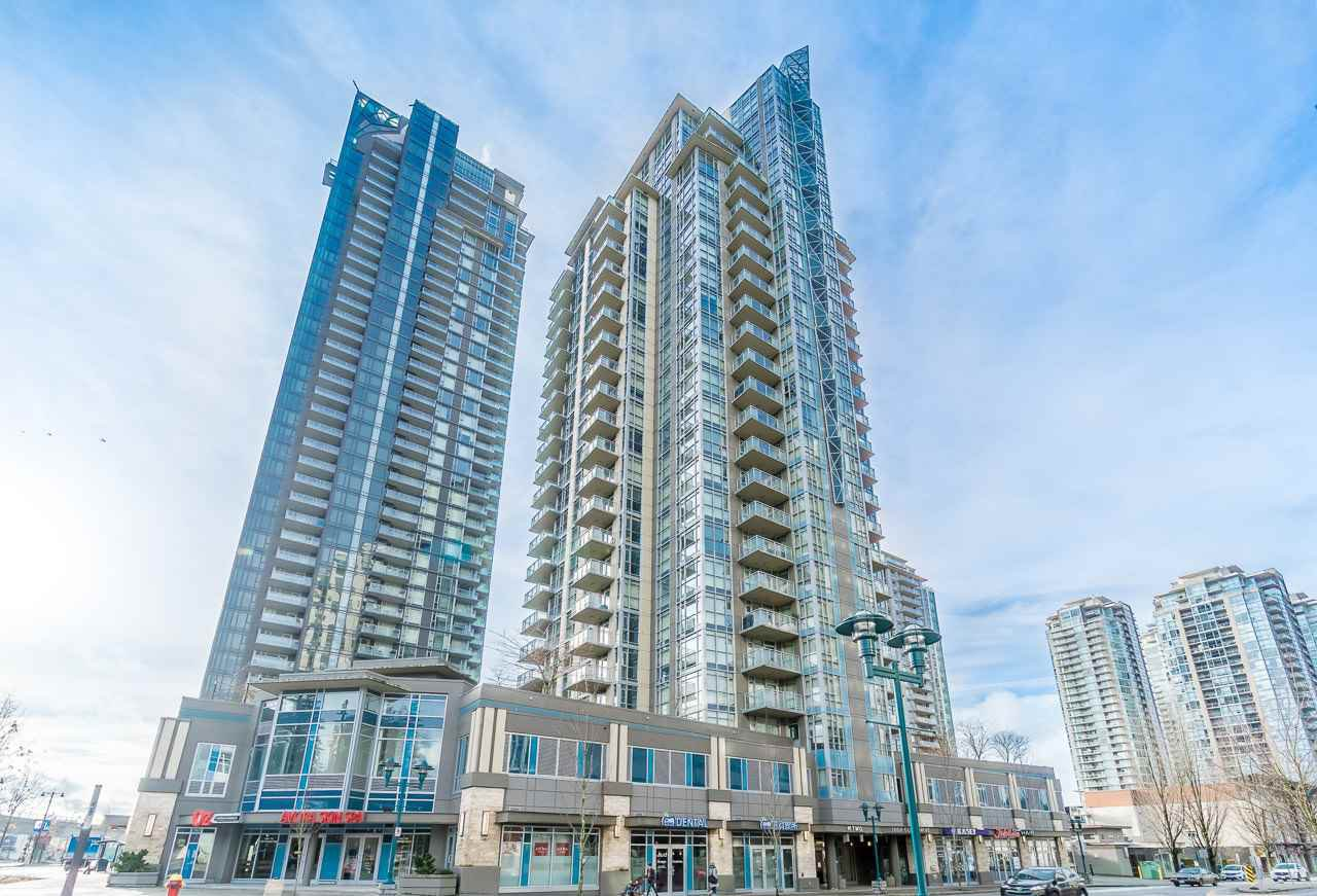 """Main Photo: 2007 3008 GLEN Drive in Coquitlam: North Coquitlam Condo for sale in """"M2"""" : MLS®# R2225036"""