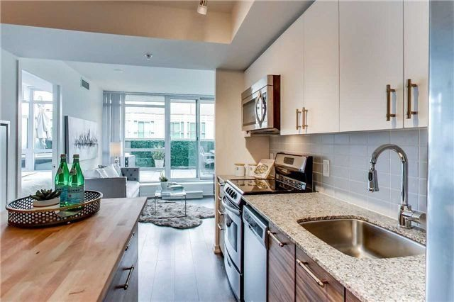 Photo 6: Photos: 919 68 Abell Street in Toronto: Little Portugal Condo for sale (Toronto C01)  : MLS®# C4225636