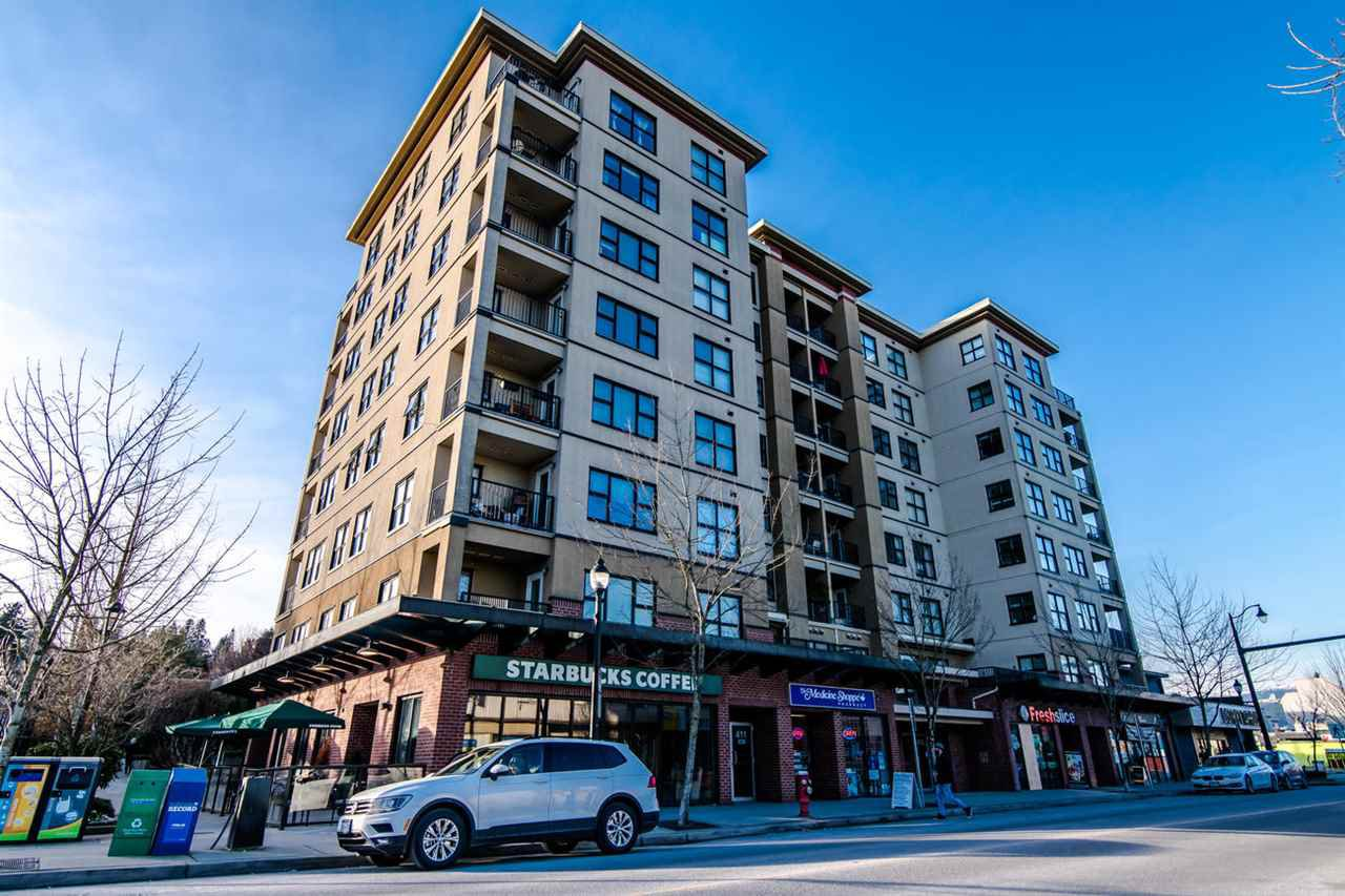 "Main Photo: 204 415 E COLUMBIA Street in New Westminster: Sapperton Condo for sale in ""SAN MARINO"" : MLS®# R2339383"