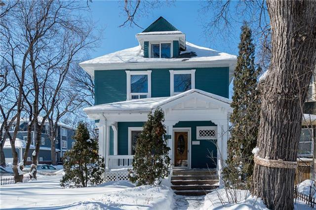 Main Photo: 134 Walnut Street in Winnipeg: Wolseley Residential for sale (5B)  : MLS®# 1904323
