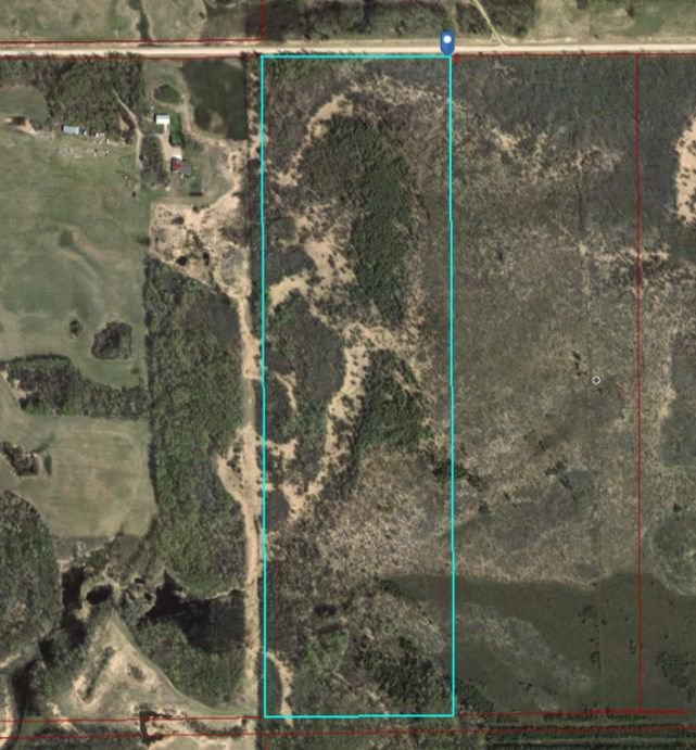 Main Photo: TWP RD 552A & Rge Rd 50 (HWY 765): Rural Lac Ste. Anne County Rural Land/Vacant Lot for sale : MLS®# E4152777