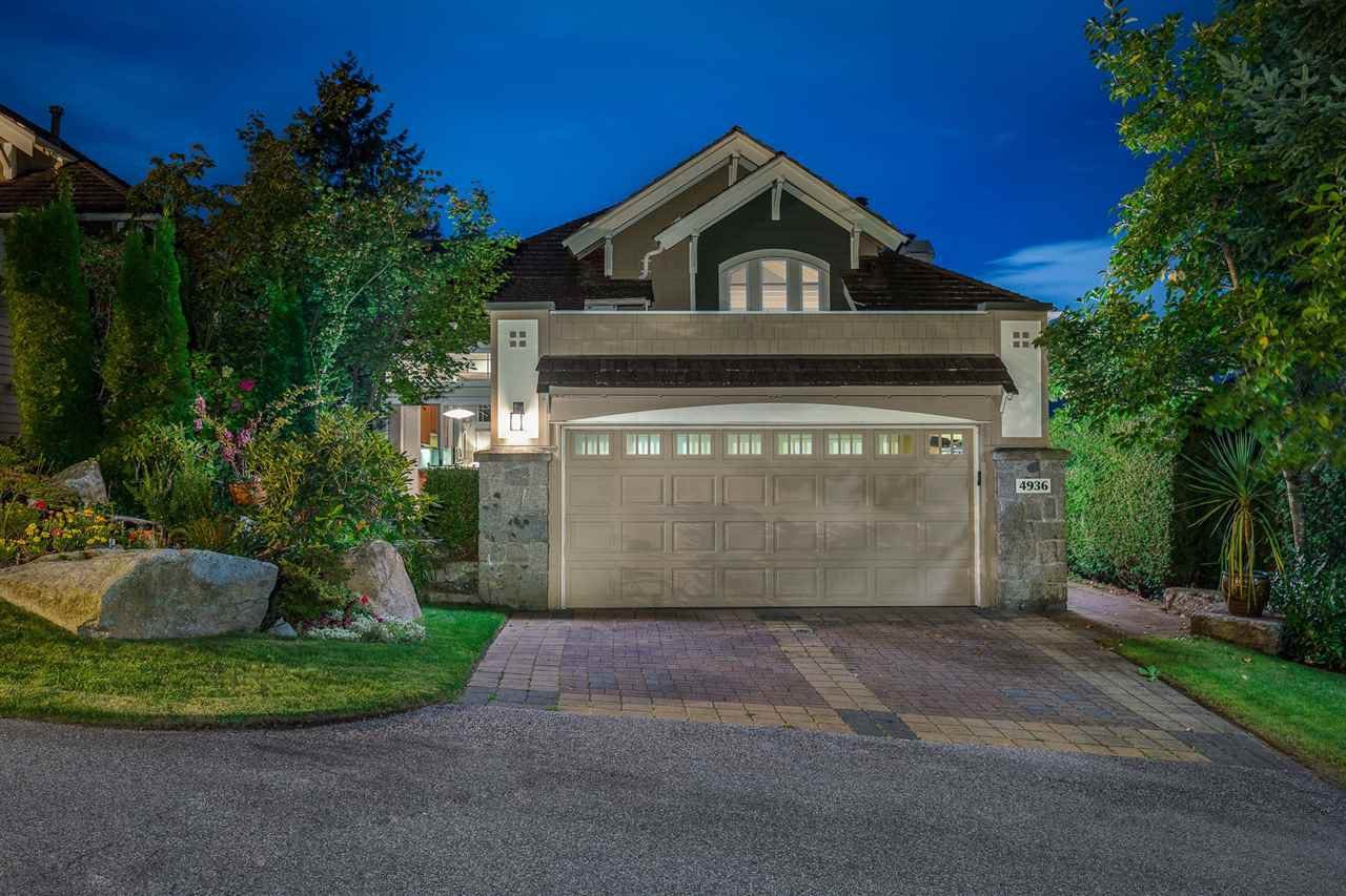 Photo 2: Photos: 4936 EDENDALE LANE in West Vancouver: Caulfeild House for sale : MLS®# R2403574