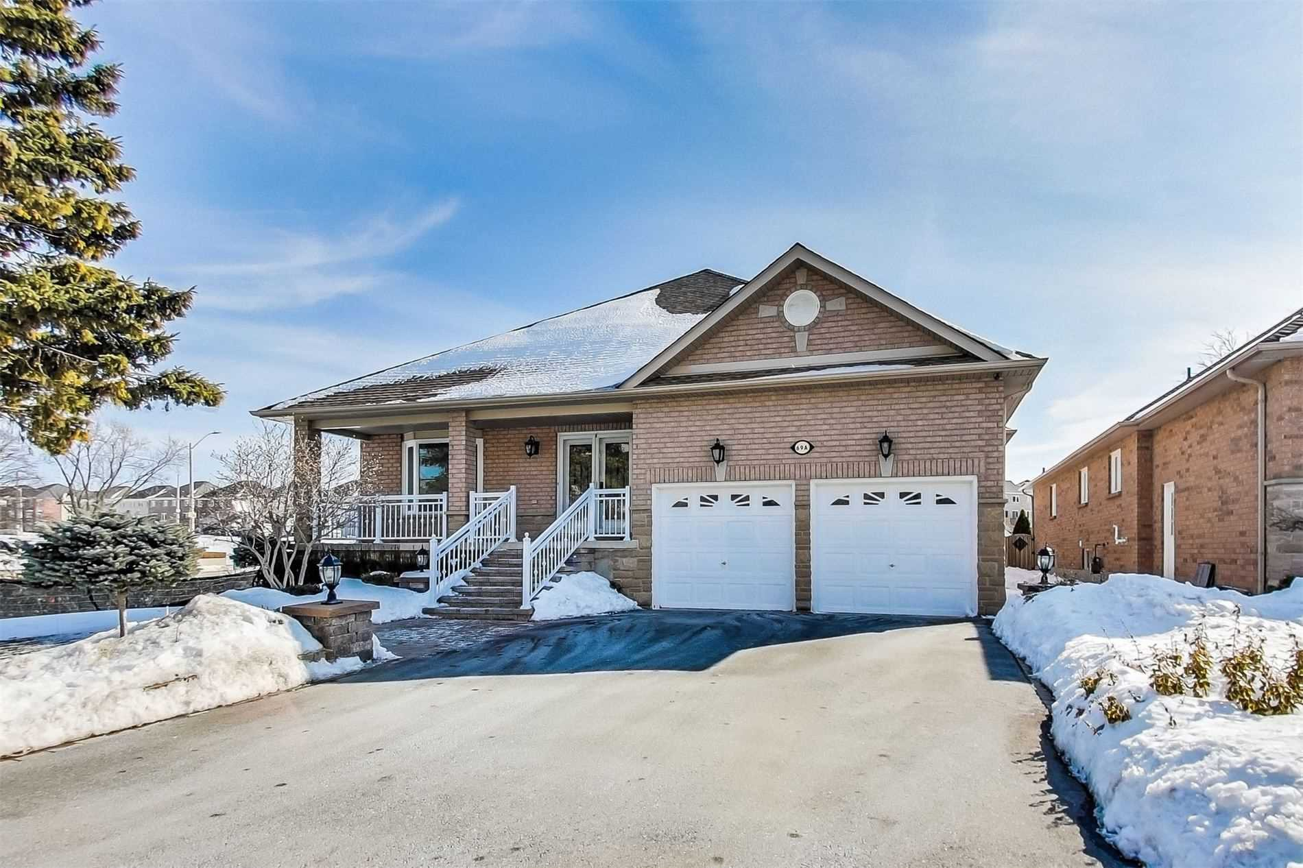 Main Photo: 69A Puccini Drive in Richmond Hill: Oak Ridges House (Bungalow) for sale : MLS®# N4702209