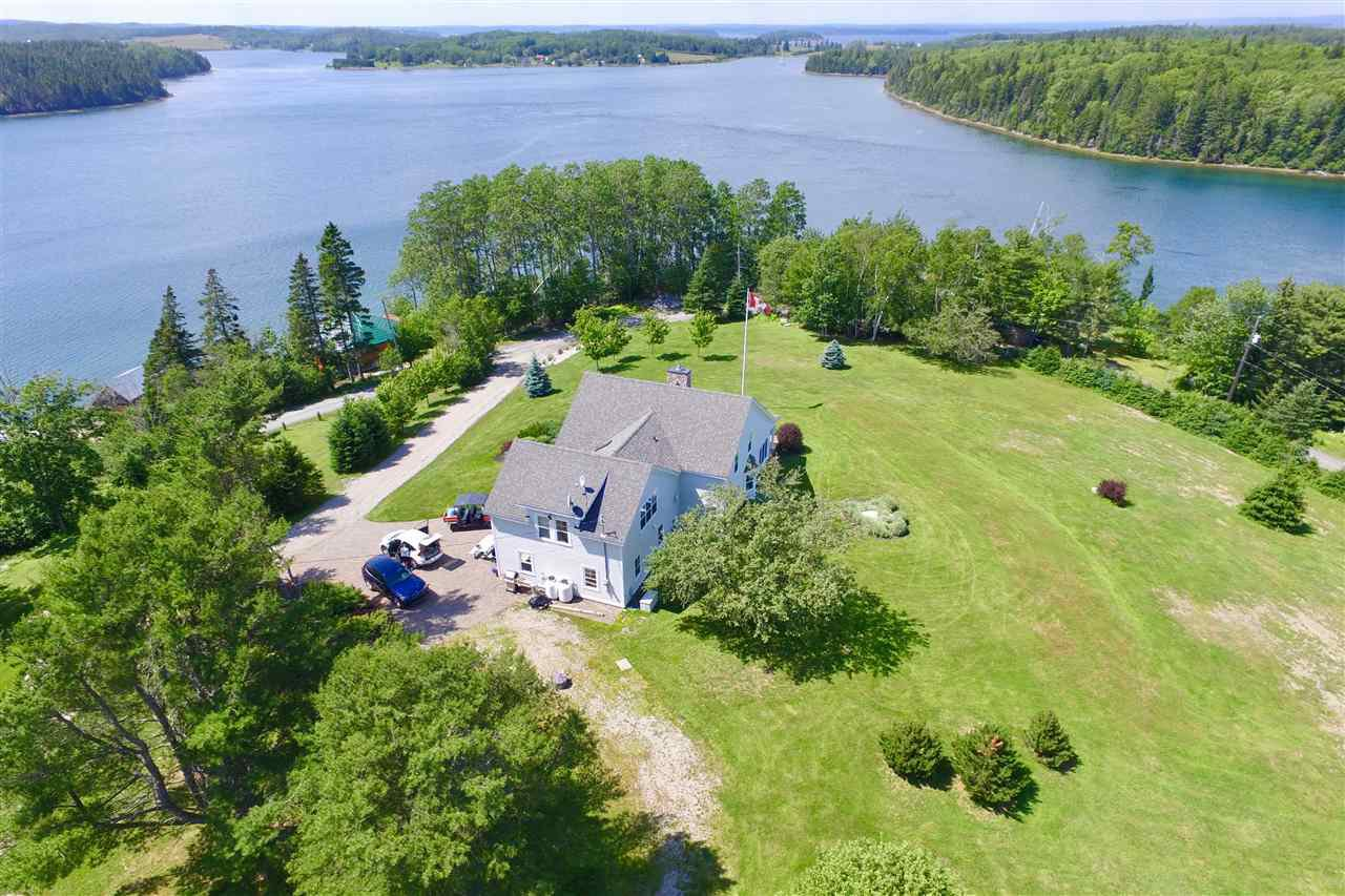 Main Photo: 253 Hebb Point Road in Heckman's Island: 405-Lunenburg County Residential for sale (South Shore)  : MLS®# 202005187