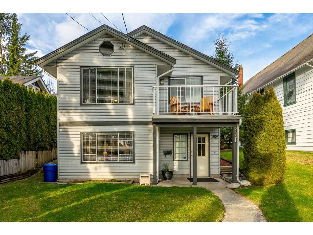Main Photo: 32991 2ND AVENUE in Mission: Mission BC House for sale : MLS®# R2426370