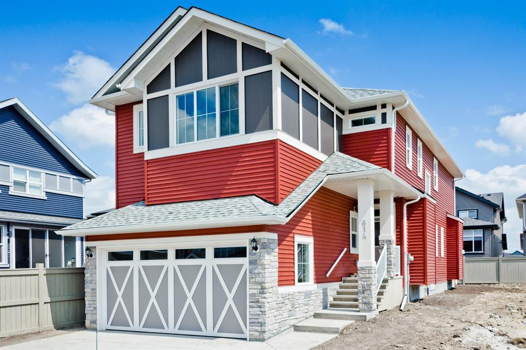 Main Photo: 614 KINGSMERE Way SE: Airdrie Detached for sale : MLS®# A1021250