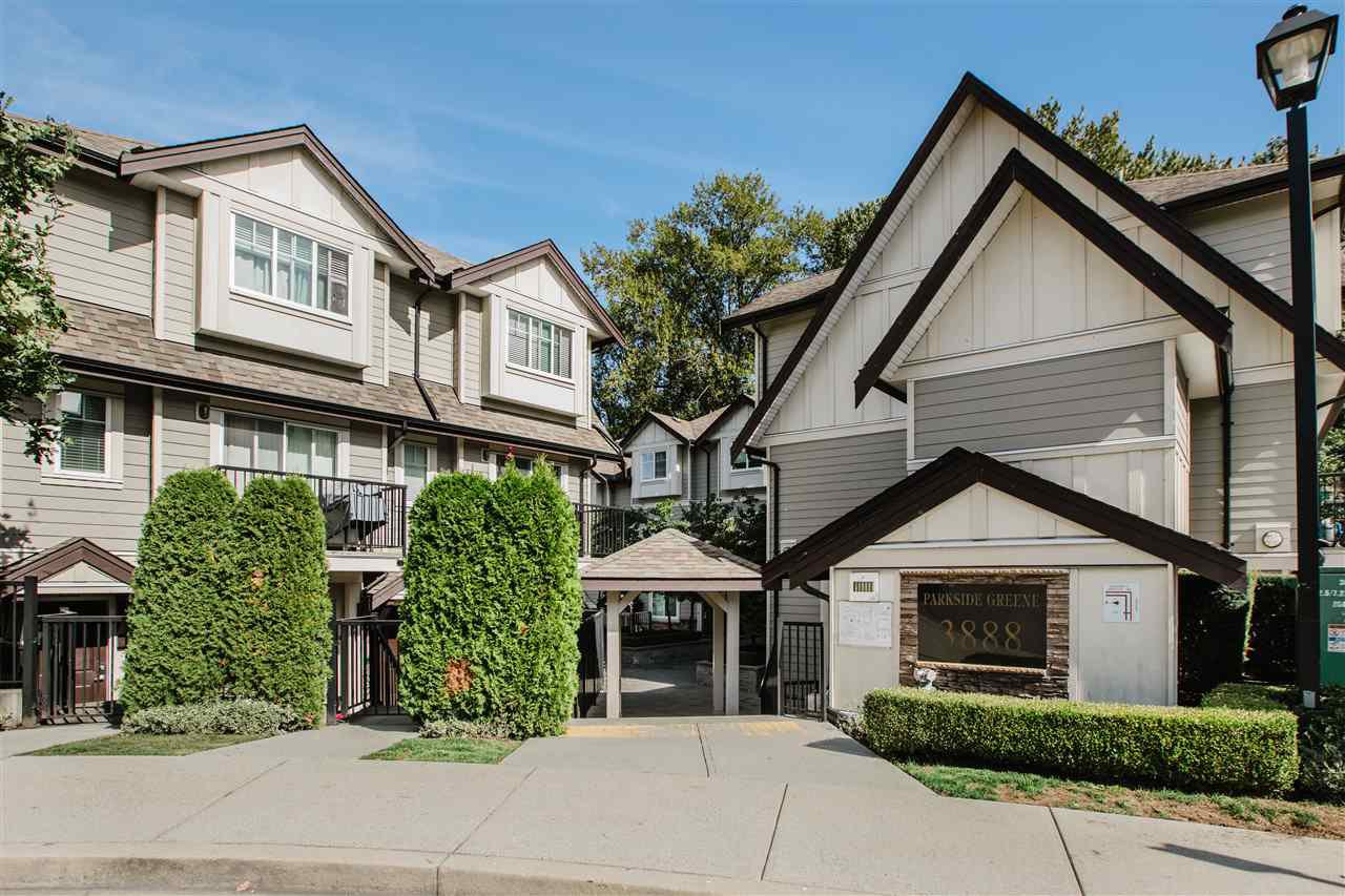 """Main Photo: 115 3888 NORFOLK Street in Burnaby: Central BN Townhouse for sale in """"Parkside Greene"""" (Burnaby North)  : MLS®# R2526414"""