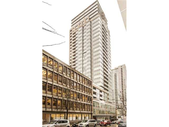 Main Photo: 2605 888 HOMER Street in Vancouver: Downtown VW Condo for sale (Vancouver West)  : MLS®# V994449