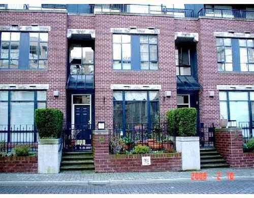 Main Photo: 2276 REDBUD Lane in Vancouver West: Kitsilano Home for sale ()  : MLS®# V689136