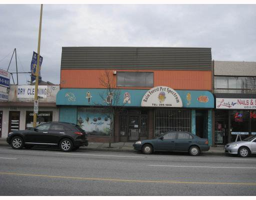 Main Photo: 4233 HASTINGS ST: Home for sale (Burnaby North)  : MLS®# V4021151