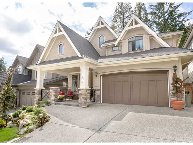 "Main Photo: 1322 KINGSTON Street in Coquitlam: Burke Mountain House for sale in ""BURKE MOUNTAIN"" : MLS®# V1090058"