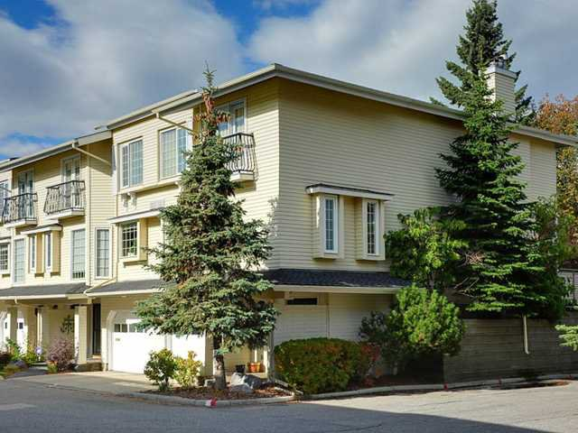 Main Photo: 124 3437 42 Street NW in Calgary: Varsity Village Townhouse for sale : MLS®# C3543263