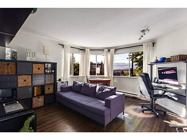 "Main Photo: 9 1182 W 7TH Avenue in Vancouver: Fairview VW Condo for sale in ""THE SAN FRANCISCAN"" (Vancouver West)  : MLS®# V1128702"