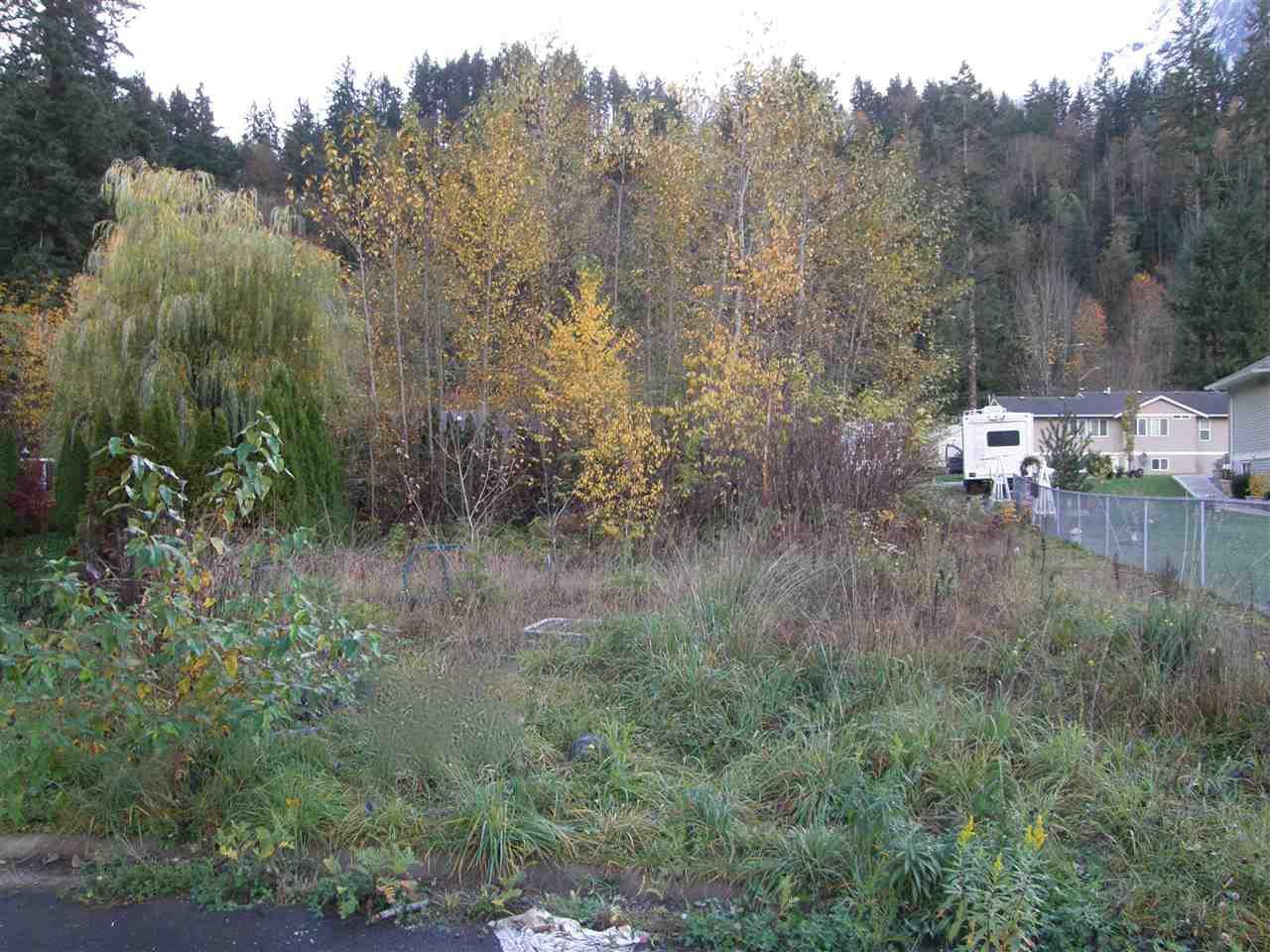 Main Photo: 66044 OGILVIEW Drive in Hope: Hope Kawkawa Lake Land for sale : MLS®# R2012028