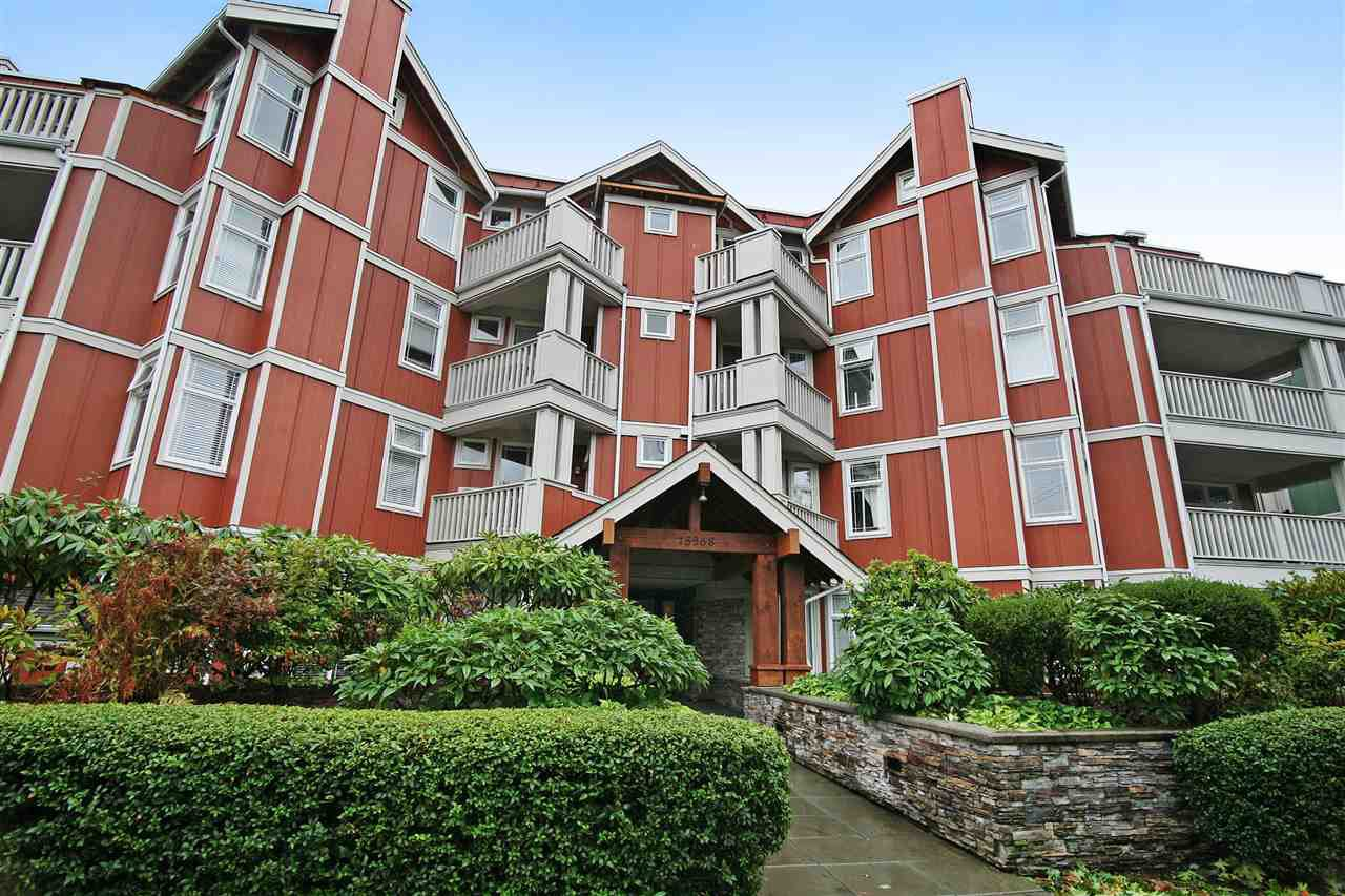 "Main Photo: 103 15368 16A Avenue in Surrey: King George Corridor Condo for sale in ""Ocean Bay Villas"" (South Surrey White Rock)  : MLS®# R2022042"