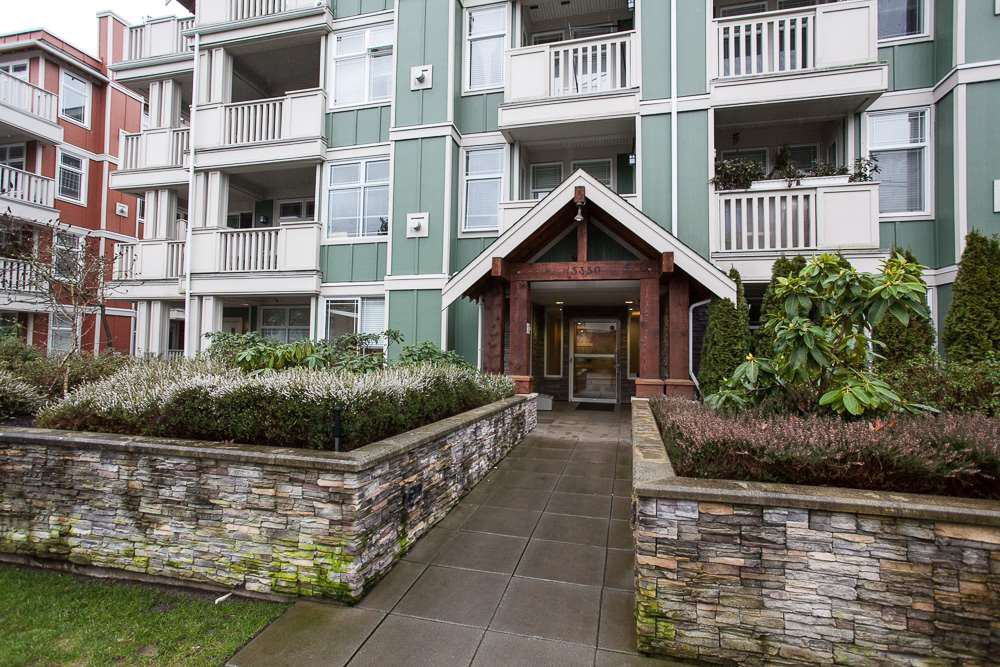 "Main Photo: 209 15350 16A Avenue in Surrey: King George Corridor Condo for sale in ""Ocean Bay Villas"" (South Surrey White Rock)  : MLS®# R2025593"