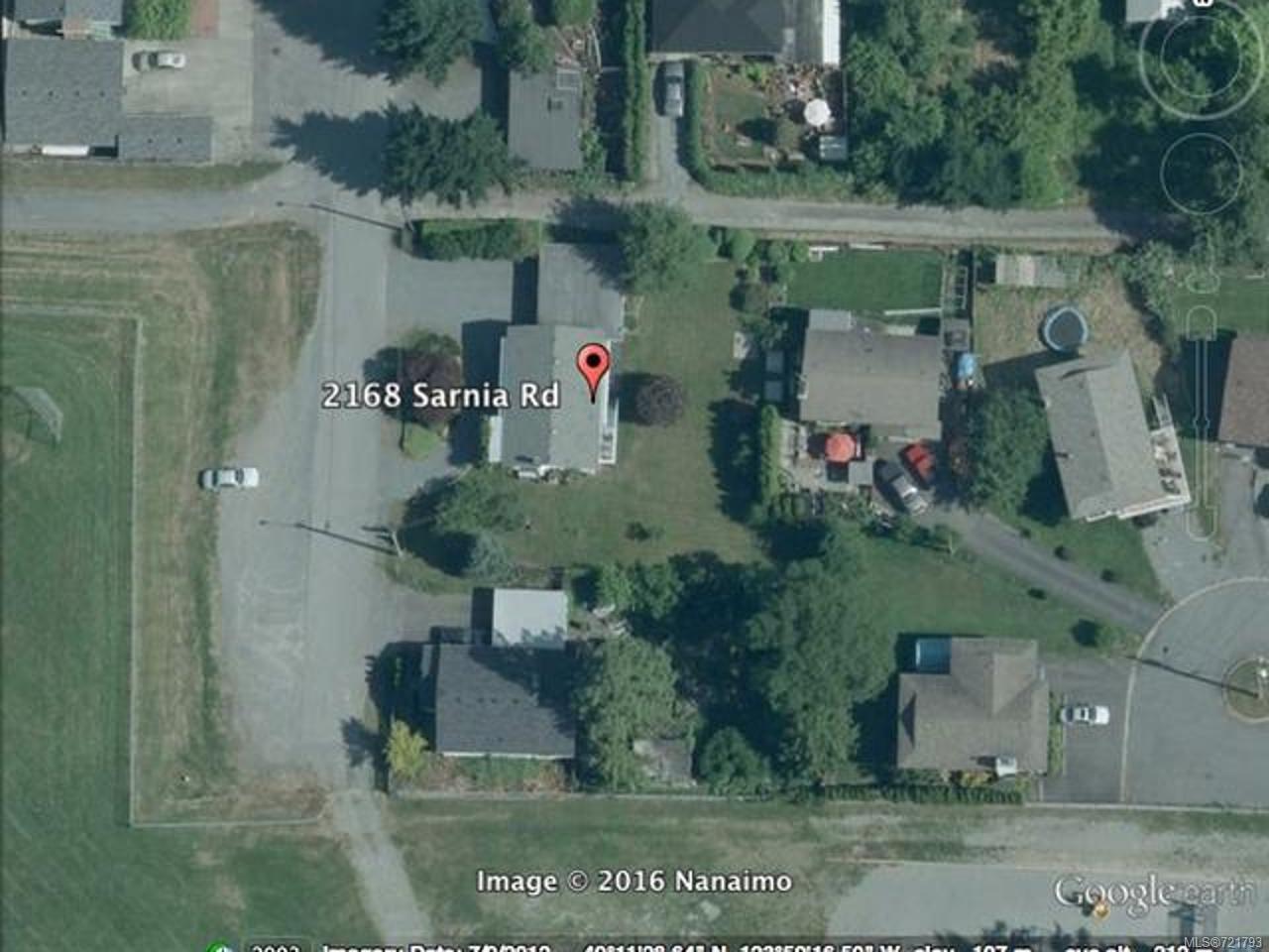 Main Photo: 2168 Sarnia Rd in NANAIMO: Na Central Nanaimo House for sale (Nanaimo)  : MLS®# 721793