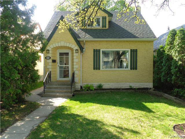 Main Photo: 924 Mulvey Avenue in Winnipeg: Manitoba Other Residential for sale : MLS®# 1613022
