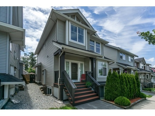 "Main Photo: 18970 68 Avenue in Surrey: Clayton House for sale in ""Heritance at Clayton Village"" (Cloverdale)  : MLS®# R2075982"
