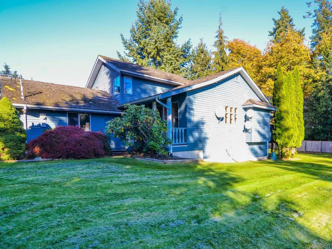 Main Photo: 172 FINCH ROAD in CAMPBELL RIVER: CR Campbell River South House for sale (Campbell River)  : MLS®# 744373